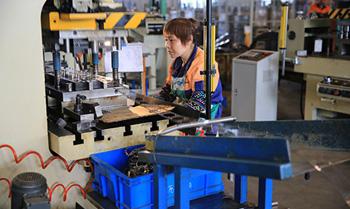 苏州欧士达离合器有限公司产品生产加工过程