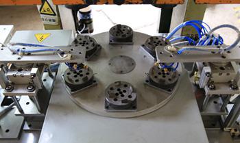 苏州欧士达离合器有限公司离合器从动盘总成生产机器