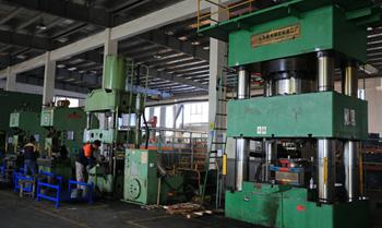 苏州欧士达离合器有限公司离合器从动盘总成生产设备