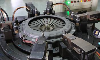 苏州欧士达离合器有限公司产品生产机器