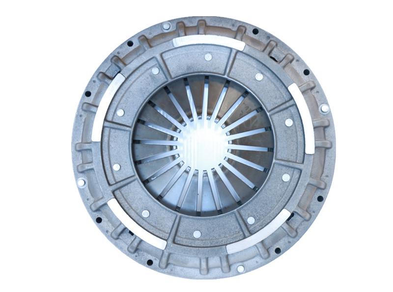 430铸铁膜片离合器盖总成